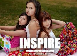 Bella Thorne Inspire Magazine with Ryan Newman & Adair Tishler(Vid ...