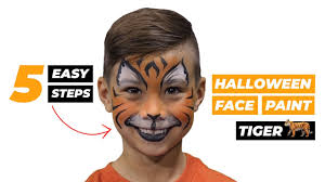 face paint 5 easy steps to