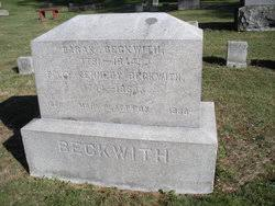 """Mary """"Polly"""" Kennedy Beckwith (1784-1854) - Find A Grave Memorial"""