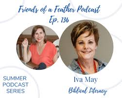 Tune into a conversation with Iva May and Wren Robbins about getting into  God's word! — Wren Robbins