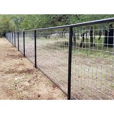 Tarter 4 Ft H X 16 Ft W Silver Steel Containment Fence Panel In The Metal Fence Panels Department At Lowes Com