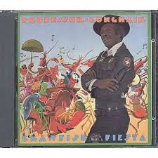 Crawfish fiesta by Professor Longhair (CD) - Achat CD cd jazz blues pas  cher Boitier Album -