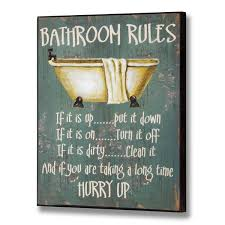 funny bathroom signs you ve ever seen