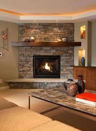 gas fireplace ideas modern