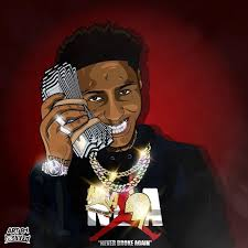 cartoon wallpapers nba youngboy animated