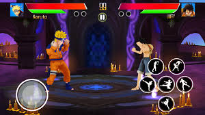 Battle of Superheros - Naruto VS Luffy for Android - APK Download