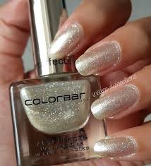 snow white colorbar luxi nail lacquer