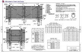 15b3 Chain Link Fence Wisconsin Gov