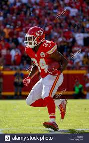 October 25, 2105: Kansas City Chiefs running back Knile Davis (34 ...