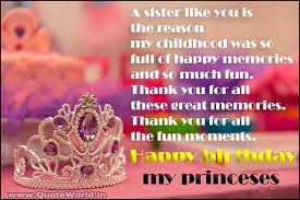 best birthday wishes for sister बहन pics quotes sms