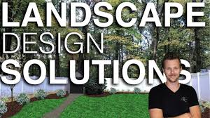 Landscaping Along A Fence Bobby K Designs Youtube