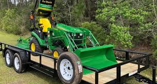 john deere tractor package deals at
