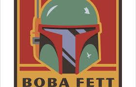New Rogue One Boba Fett Bounty Hunter Window Decal Badge Available On Walmart Com