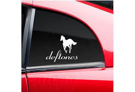 Deftones Vinyl Decal Sticker Kdt139d Wish