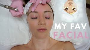 get a microdermabrasion with me