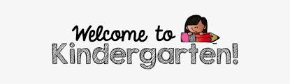 Image Result For Welcome To Kindergarten - Welcome To Kindergarten ...