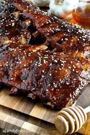 20 crock pot barbecue rib recipes
