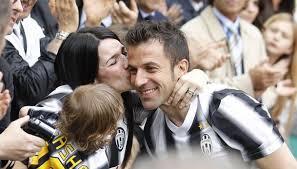 Hanno tre figli - Alex Del Piero e Sonia, matrimonio finito dopo ...