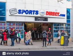 Sports Direct Store Uk Stock Photos ...