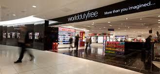 birmingham airport world duty free