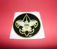Bsa Boy Scouts Full Color 2 Inch Epoxy Dome Car Decal Sticker Embellishments Ebay