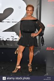 """Los Angeles, USA. 17th July 2018. Vanessa Bell Calloway at the premiere for  """"The Equalizer 2"""" at the TCL Chinese Theatre Picture: Sarah Stewart Credit:  Sarah Stewart/Alamy Live News Stock Photo - Alamy"""