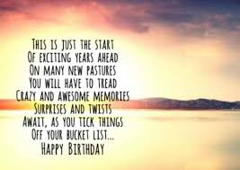 sentimental birthday quotes wishesgreeting