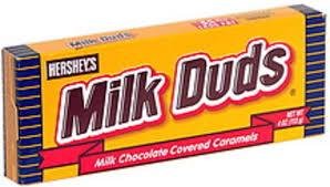 milk duds candy 4 oz nutrition