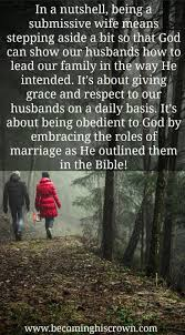 love quotes submitting to our husbands in marriage can be tough