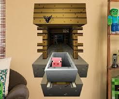Minecraft Wall Graphics