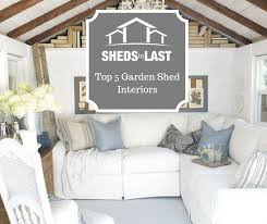 garden shed interiors to inspire you
