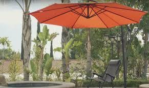 patio umbrellas reviews for outdoor