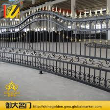 Sgf1003 China Unique Design Picket Fence Panels Professional Custom Manufacturer Supplier Fob Price Is Usd 10 0 200 0 Meter