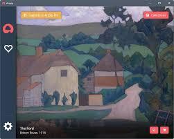 fine art wallpaper app for windows