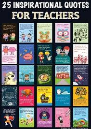 inspirational quotes for teachers back to school posters room