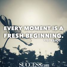 uplifting quotes about new beginnings success