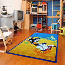 Amazon Com New Soft Kids Rugs For Bedroom Boys Girls Rug Kids All Star Animals Farm Kids Rugs Large 5x7 Kid Rugs For Classroom Furniture Decor
