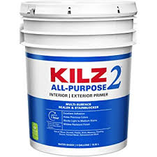 Valspar 3125 70 Barn And Fence Latex Paint 5 Gallon White Household Wood Stains Amazon Com