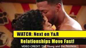 Next on The Young and the Restless (YR): Relationships Go Next Level!