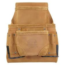 graintex 8 pocket oil tanned leather