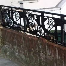 Laser Cut Modern Metal Fence China Manufacturers Suppliers Factory