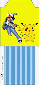 Pokemon Imprimibles E Imagenes Gratis Para Fiestas Pokemon