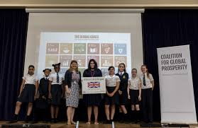 Preet Kaur Gill MP leads 280 pupils in World's Largest Lesson on tackling  global poverty — Coalition for Global Prosperity