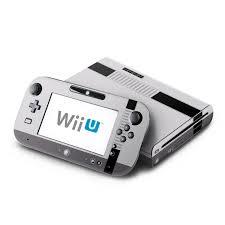 Wii U Skin Retro Horizontal By Retro Decalgirl