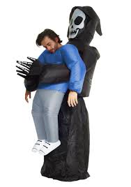 grim reaper pick me up costume for an