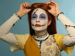 makeup tutorial creepy