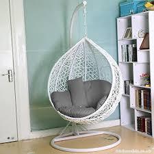 patio garden wicker hanging egg chair