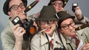 بالصور مواقف مضحكة للمشاهير أمام عدسات الباباراتز