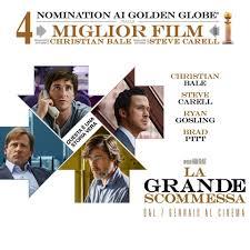 La grande scommessa – La Colonna Sonora completa del Film – M&B ...