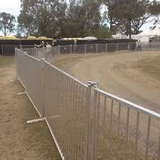 Crowd Control Barrier Hire Hire Rite Temporary Fence